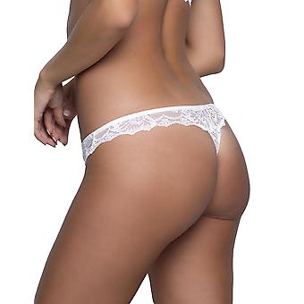 After Eden 10.35.8166 Women's Anna Lace Panty Thong