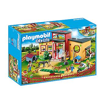 Playmobil 9275 Şehir Hayatı Tiny Paws Pet Hotel Playset