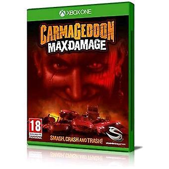 Carmageddon Max Damage (Xbox One) - Uusi