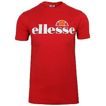 Ellesse prado men's red t-shirt