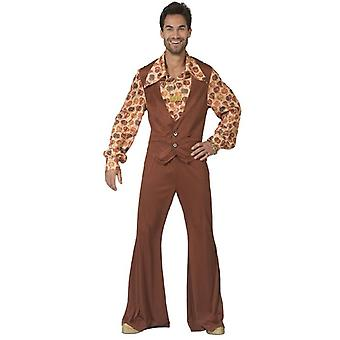 70s Disco Men's Costume Groovy Dancer Costume Homme