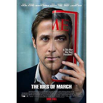 Ides Of March Original Movie Poster - Double Sided Regular
