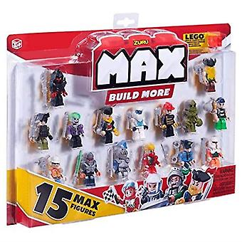 Max Build More - 15 Figure Pack