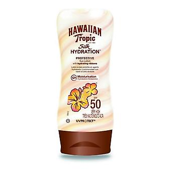 Silke Hawaiian Tropic SPF 50 Solar lotion (180 ml)