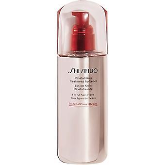 Shiseido Revitalizing Treatment Softener All Skin Types 5oz / 150ml