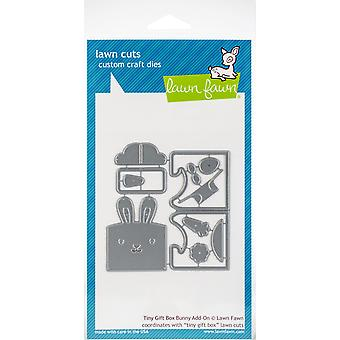 Lawn Fawn Tiny Gift Box Bunny Add-On Dies