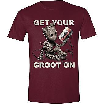 Guardians of the Galaxy Vol. 2 t-shirt ottenere il Groot su