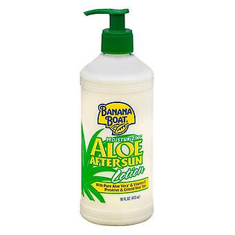Banana boat aloe after sun lotion, 16 oz
