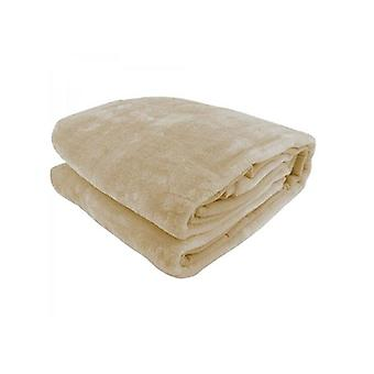 Laura Hill 600 Gsm Large Double Sided Queen Faux Mink Blanket