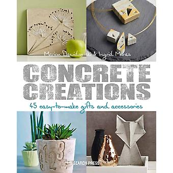 Concrete Creations by Ingrid Moras