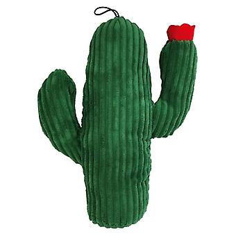 "Petlou Plush 13"" Cactus Dog Toy"