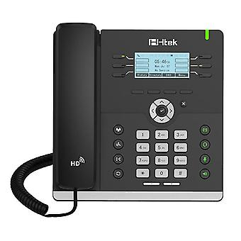 Htek Classic Business Ip Phone Up To 6 Sip Accounts