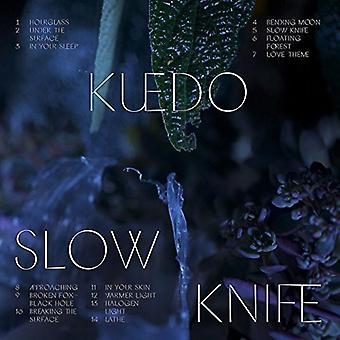 Kuedo - Slow Knife [Vinyl] USA import