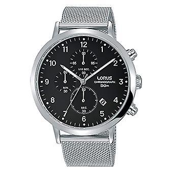 LORUS kwarts mannen horloge met stalen band RM311EX9