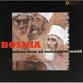 Echoes From an Endangered W - Echoes From an Endangered Worl [CD] USA import