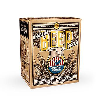 Craft a brew - american pale ale beer kit