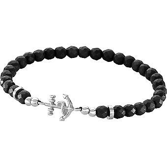 Zeades Zmb02335 - Bracelet Onyx man bracelet