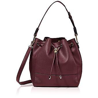 Hotter Grace Red Women's Shoulder Bag (Maroon) 24.5x26x60 Centimeters (W x H x L)