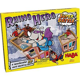 Haba Rhino Hero Super Battle Board Joc