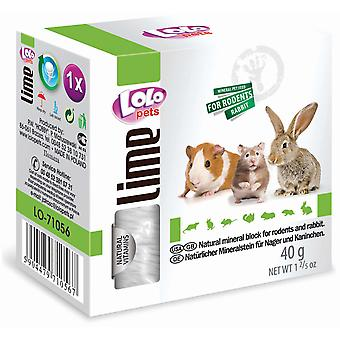 Lolo Lolo Bl Natural Lima Roedores 40G (Small pets , Treats)
