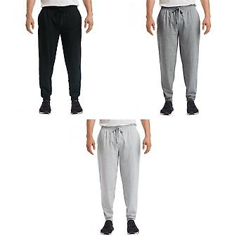 Anvil Unisex Adults Lightweight Terry Jog Pants