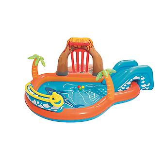 Bestway Lava Lagoon Pool Play Centre Ages 2 Years+