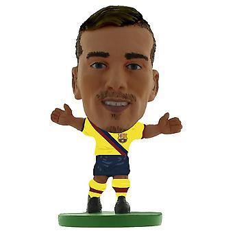 FC Barcelona SoccerStarz Griezmann Figur