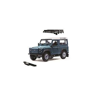Britains Land Rover Defender Roof Rack & Winch 43217  1:32