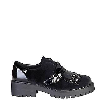 Laura Biagiotti Original Women Fall/Winter Flat Shoe - Black Color 30553