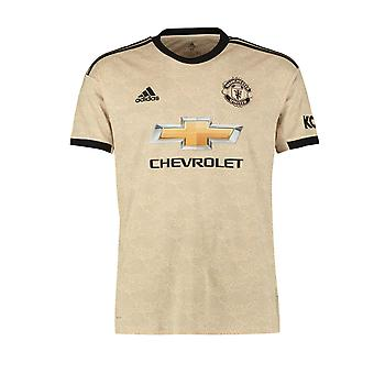 Manchester United FC Officiel Football Gift Mens Away Kit Shirt 2019/20