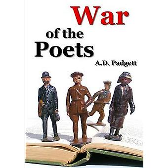 War of the Poets by Padgett & A.D.