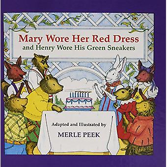 Mary Wore Her Red Dress - and Henry Worehis Green Sneakers by Merle P