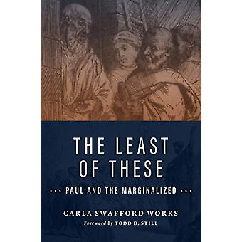 The Least of These  Paul and the Marginalized by Carla Swafford Works