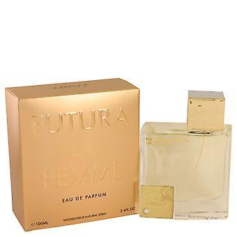 Armaf Futura La Femme by Armaf Eau De Parfum Spray 3.4 oz / 100 ml (Women)
