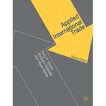 Applied International Trade by Harry P. Bowen - Abraham Hollander - J