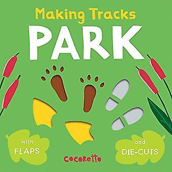 Park av Cocoretto - 9781786282934 Bok