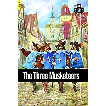 The Three Musketeers - Foxton Reader Level-3 (900 Headwords B1) with