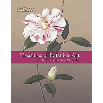 Treasures of Botanical Art by Shirley Sherwood - 9781842466636 Book