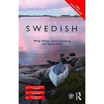Colloquial Swedish - The Complete Course for Beginners - 9781138907164