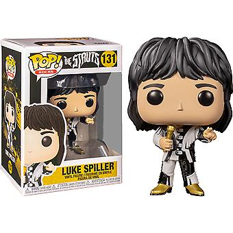 The Struts Luke Spiller Pop! Vinyl