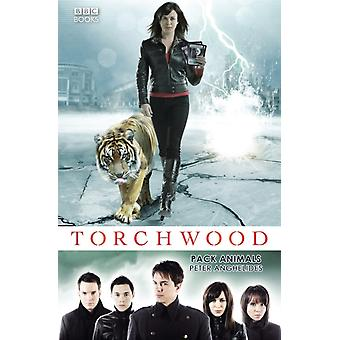 Torchwood Pack Animals by Anghelides & Peter