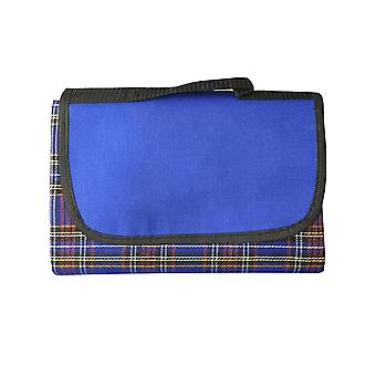 Tartan Picknic Coperta impermeabile Backing 130 x 150 cm Camping Garden Outdoors Mat