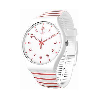 Swatch REDURE Siliconen Dames Horloge SUOW150