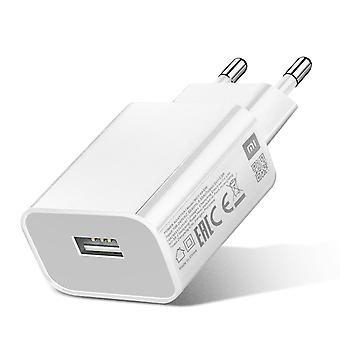 Chargeur secteur USB 2A Charge Rapide Design Compact MDY-09-EW Xiaomi Blanc