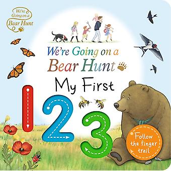 Were Going on a Bear Hunt My First 123