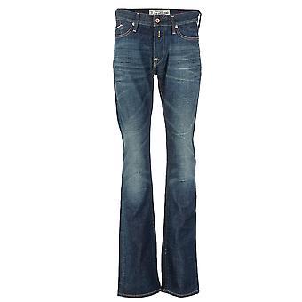 Replay Slim Leg Jeans WAITOM 12.5 OZ FLAT FINISH D Pants Skinny WAITOM 12.5 OZ FL