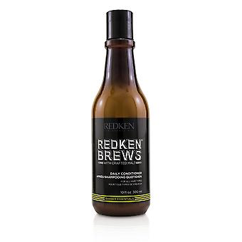 Brews daily conditioner (for all hair types) 223964 300ml/10.1oz