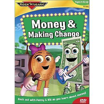 Rock'N Learn - Money & Making Change [DVD] USA import