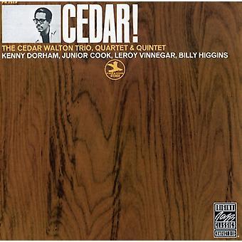 Walton, Cedar Trio Quartet - Cedar [CD] USA import