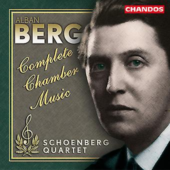 A. Berg - Berg: Complete Chamber Music [CD] USA import
